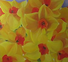 Spring Fever Year-Round, Narcissus by DocSusan