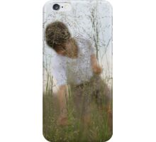 A Walk In The Fields... Free State, South Africa iPhone Case/Skin