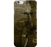 Farmer's Boy... Free State, South africa iPhone Case/Skin