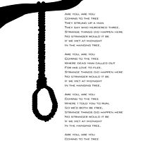 the hanging tree by martyz7