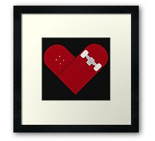 One Love Framed Print