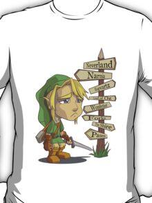 But Where's Hyrule? T-Shirt