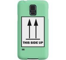 This Side Up Samsung Galaxy Case/Skin
