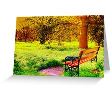 Enjoy Your Time Greeting Card