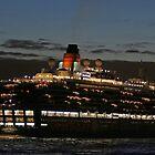 ms Queen Victoria - Maiden Voyage by Martijn Budding