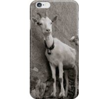 Three Goats iPhone Case/Skin
