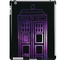 Galaxy TARDIS iPad Case/Skin