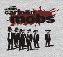 Cartoon Mobs T-Shirt