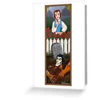 Phantom Manor Stretch Portraits - 03 Greeting Card