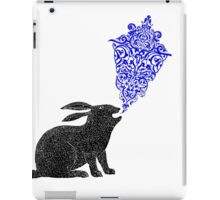 Rabbit Sings the Blues iPad Case/Skin