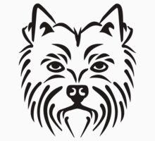 Westie West highland Terrier T-Shirt