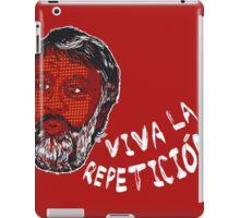 (Polka Dot) Zizek : Viva la Repeticion ! iPad Case/Skin