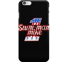 Death Proof (Stuntman Mike) Quentin Tarantino Movie (Design inspired by Evel Knievel)  iPhone Case/Skin