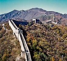 Great Wall of China by Alistair Wilson