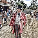 Town Cryer - Sovereign Hill by Samantha Cole-Surjan