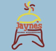 Jayne's Horse Steakhouse. Kids Clothes
