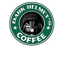 Dark Coffee Photographic Print