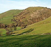 Across Thorpe Cloud to Bunster Hill by Rod Johnson