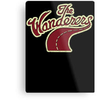 The Wanderers  Metal Print