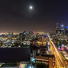 Melbourne City  by Frank Moroni