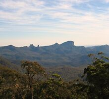 Warrumbungles by Zamia