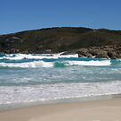 Lowlands Beach and Southern Ocean by georgieboy98