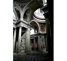 Pantheon Interior in Paris Photographic Print