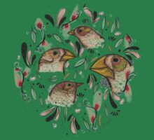 FINE FINCHES by Nichole Lillian Ryan