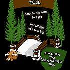 Little John's Toll by AllMadDesigns