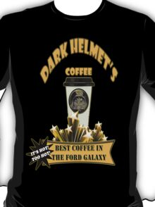Dark Helmet's Coffee T-Shirt