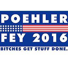 POEHLER + FEY 2016 Photographic Print