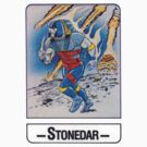 He-Man - Stonedar - Trading Card Design by DGArt