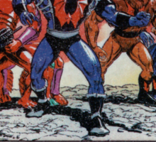 He-Man - The Evil Horde - Trading Card Design Sticker