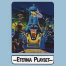 He-Man - Eternia Playset - Trading Card Design by DGArt