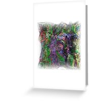 The Atlas Of Dreams - Color Plate 66 Greeting Card