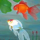 Pond life by christine7