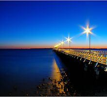 Shorncliffe Jetty - Dawn by Matt Duncan