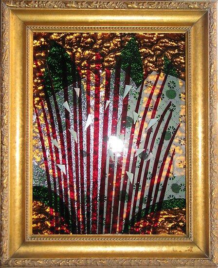 Glass Assemblage  by Jeffrey Hamilton