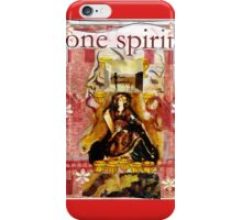 One Spirit iPhone Case/Skin