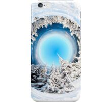 Winter World #2 iPhone Case/Skin