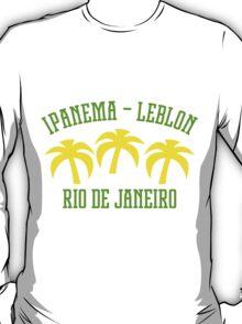Ipanema Leblon Palms T-Shirt