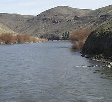 The Yakima River by Loisb