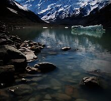 Mt Cook/Aoraki by Wanagi Zable-Andrews