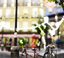 Mini-Streets: Single Bicycle by adpixels