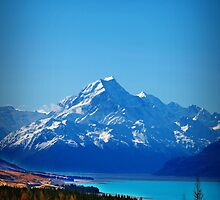 Mt Cook by Wanagi Zable-Andrews