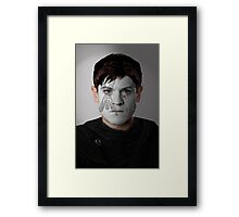 Ramsay Bolton House Flay War Paint Framed Print