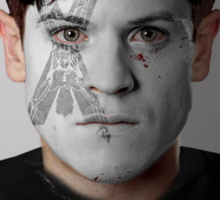 Ramsay Bolton House Flay War Paint Sticker