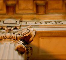Pillar for free... by Julie  Davison