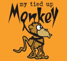 My Tied Up Monkey by Jen Cannella