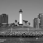 Long Beach Lighthouse by Cynde143